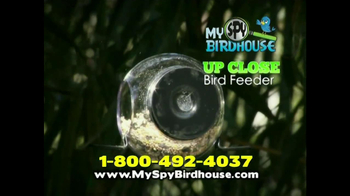 My Spy Birdhouse TV Spot - Thumbnail 10