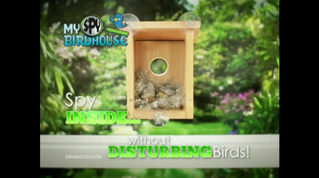 My Spy Birdhouse TV Spot - Thumbnail 3