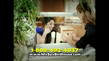My Spy Birdhouse TV Spot - Thumbnail 8