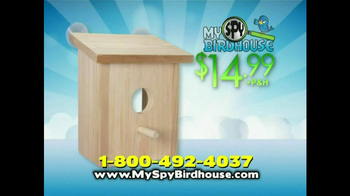 My Spy Birdhouse TV Spot