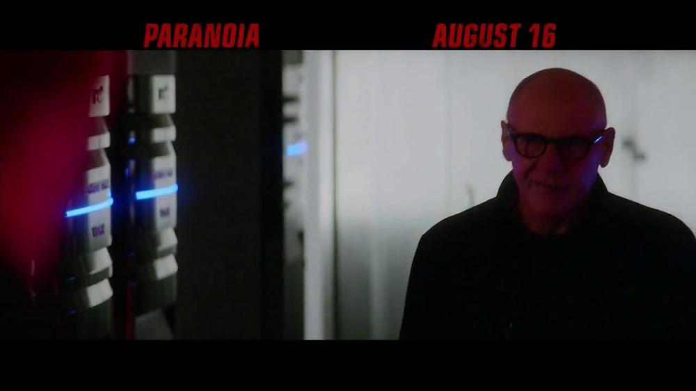 Paranoia Tv Movie Trailer Ispot Tv