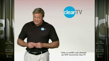 Clear TV Digital Antenna TV Spot, 'Watch TV for Free' - Thumbnail 7