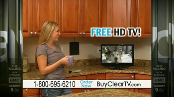 Clear TV Digital Antenna TV Spot, 'Watch TV for Free' - Thumbnail 9
