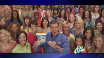 OxiClean Max Force TV Spot - 22357 commercial airings