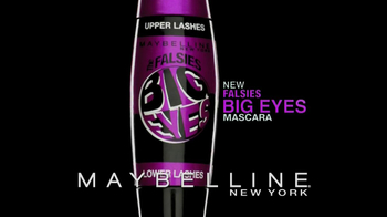 Maybelline New York Falsies Big Eyes TV Spot - Thumbnail 2