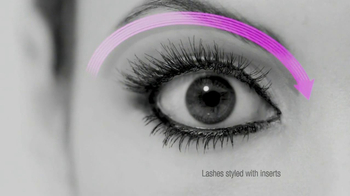 Maybelline New York Falsies Big Eyes TV Spot - Thumbnail 6