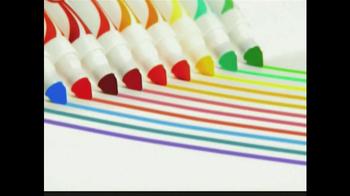 Cra-Z-Art TV Spot, 'Super Bright Colors'