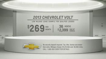 2013 Chevrolet Volt TV Spot, 'Backup Power' - Thumbnail 10