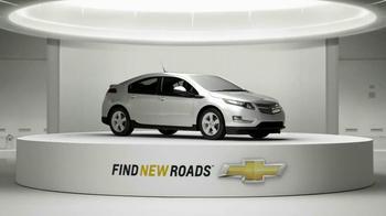 2013 Chevrolet Volt TV Spot, 'Backup Power' - Thumbnail 9