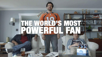 DIRECTV TV Spot, 'The World's Most Powerful Fan' - Thumbnail 10