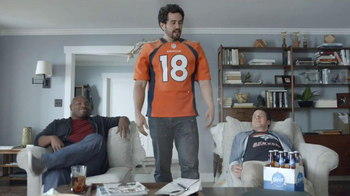 DIRECTV TV Spot, 'The World's Most Powerful Fan' - Thumbnail 9