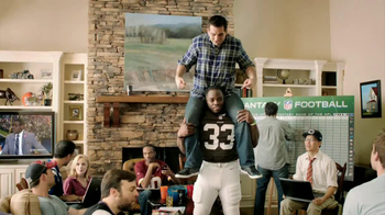 NFL Fantasy Football TV Spot, 'Carry to Victory' - Thumbnail 4