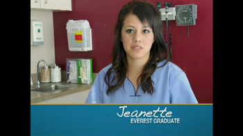 Everest College TV Spot, 'Jeanette'
