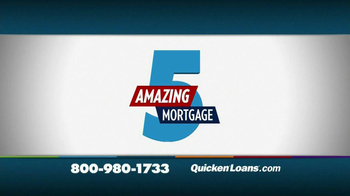 Quicken Loans TV Spot, 'Meet the Amazing 5 Mortgage' - Thumbnail 5