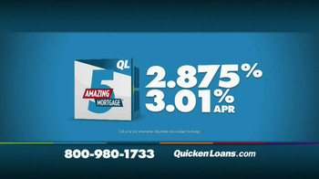 Quicken Loans TV Spot, 'Meet the Amazing 5 Mortgage' - Thumbnail 8