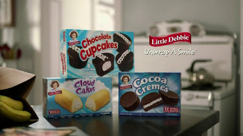 Little Debbie Chocolate Cupcakes TV Spot, 'Younger You' - Thumbnail 10