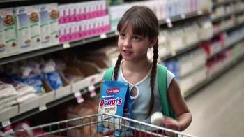 Little Debbie Mini Powdered Donuts TV Spot, 'Grocery Store'