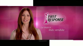First Response TV Spot [Spanish]