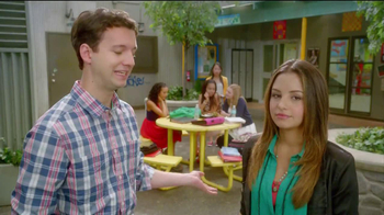 Stop Bullying TV Spot Featuring Aimee Carrero and Gaelan Connell