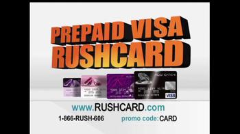 RushCard TV Spot \'Get It Now\'