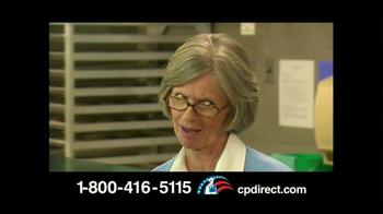 Colonial Penn TV Spot, 'Cafeteria'