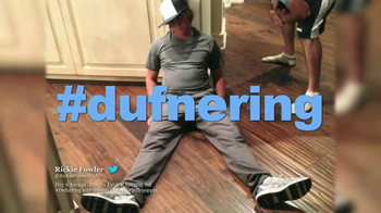 PGA Tour TV Spot, '#Dufnering' Featuring Jason Dufner