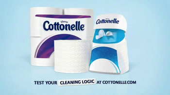 Cottonelle Cleansing Clothes TV Spot, 'Car Wash Without Water' - Thumbnail 10