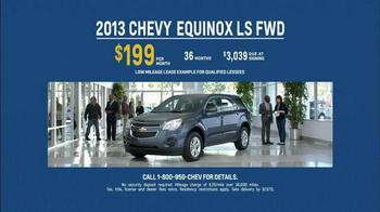 Chevrolet Model Year-End Event TV Spot, 'It's Mine' - Thumbnail 9