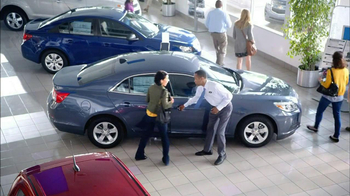 Chevrolet Model Year-End Event TV Spot, 'It's Mine' - Thumbnail 2