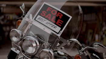 Indian Motorcycle TV Spot, 'For Sale' Song by Willie Nelson - Thumbnail 9