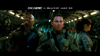 GI Joe: Retaliation Blu-ray Combo Pack TV Spot