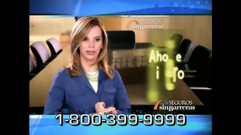Seguros Sin Barreras TV Spot, 'Ahorro' [Spanish]