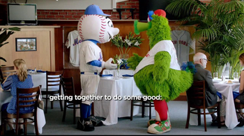 MasterCard TV Spot, 'Baseball Mascot'