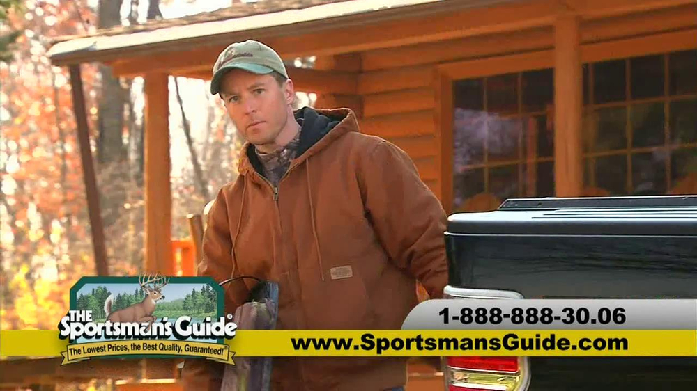 guide sportsman guys where sportsmans commercial ad screenshots close