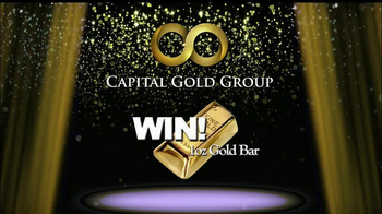 Capital Gold Group TV Spot, 'One-ounce Gold Bar' - Thumbnail 2