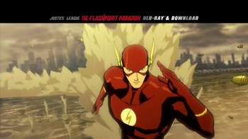 Justice League: The Flashpoint Paradox Blu-ray TV Spot