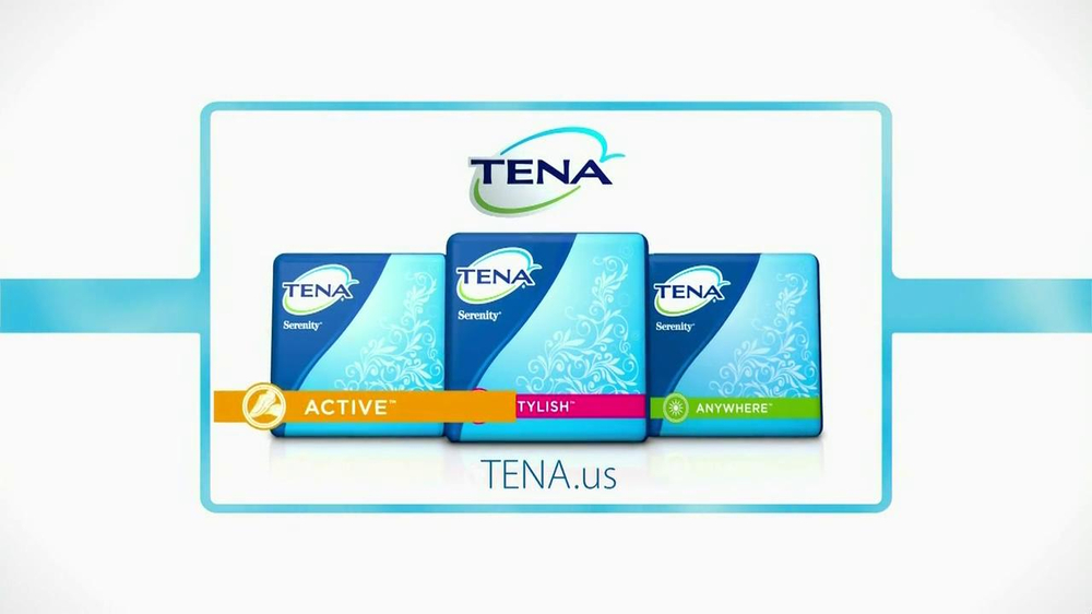 Tena Tv Commercial Twist Ispot Tv