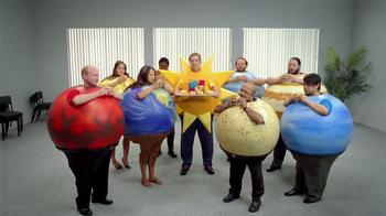 Jimmy Dean Croissant TV Spot, 'Solar System'