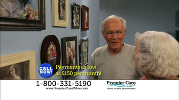 Premier Care TV Spot 'Payments as Low As $150' - Thumbnail 9