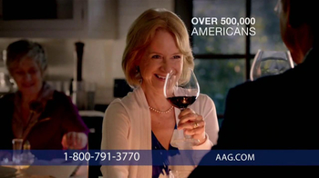 American Advisors Group TV Spot, 'Challenges' Featuring Fred Thompson