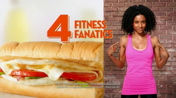 Subway $4 Lunch TV Spot, '4 Everyone' - Thumbnail 8