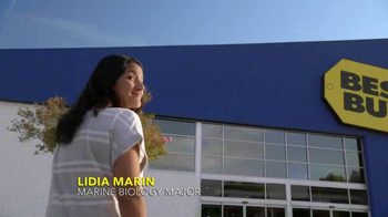 Best Buy TV Spot, 'Lidia Marin' - Thumbnail 1