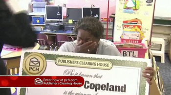 Publishers Clearing House TV Spot, 'August 2015' Song by Pharrell