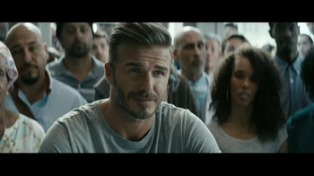 Sprint All-In Wireless TV Spot, 'Followers' Featuring David Beckham