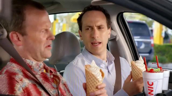 Sonic Drive-In Ice Cream Cone Day TV Spot, 'Everybody Except Bobby' - 517 commercial airings