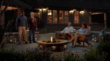 Farmers Insurance TV Spot, 'Firepit: University of Farmers' - 8752 commercial airings