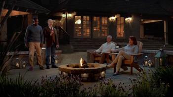 Farmers Insurance TV Spot, 'Firepit: University of Farmers'