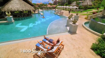 Sandals Resorts TV Spot, 'Included and Unlimited' Song by Tim McMorris