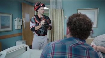 Esurance TV Spot, 'Sorta Doctor' Featuring Buster Posey - Thumbnail 2