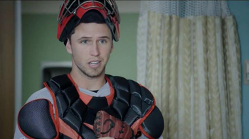Esurance TV Spot, 'Sorta Doctor' Featuring Buster Posey - Thumbnail 3